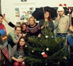 kalėdos NSII
